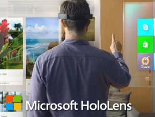 Microsoft HoloLens lässt Google Glass alt aussehen