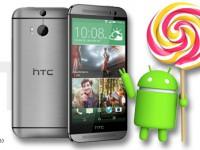 HTC One M8: Lollipop-Update geht heute los