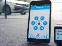 [CES 2015] Hyundai Blue Link: Android Wear als Fernsteuerung