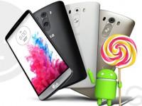 LG G3: Neues Update bringt die Lollipop-Tasten