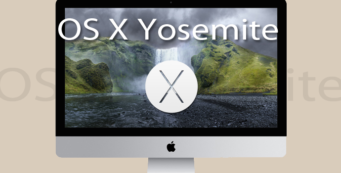 Mac OS X 10.10.3 Yosemite mit Apple Photos