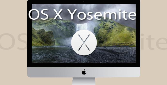 Mac OS X 10.10.3 Yosemite mit Apple Photos