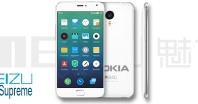 Meizu MX4 Supreme by Nokia