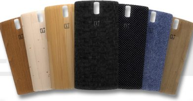 OnePlus One StyleSwap Cover