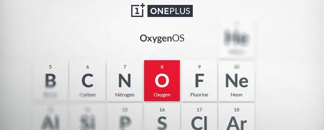 OnePlus One mit OxygenOS