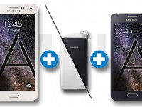 Samsung Galaxy A5 und Galaxy A3 mit gratis Akkupack zum Start
