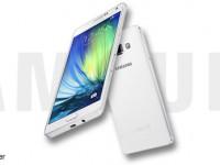 Samsung Galaxy A7: Flachmann aus Metall mit 64-Bit