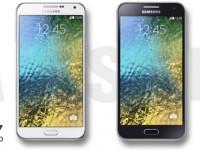 Samsung Galaxy E5 und Galaxy E7 vorgestellt