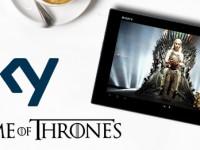Sky Go Android ganz im Zeichen von Game of Thrones