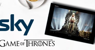 Game of Thrones by Sky Go