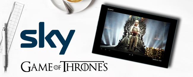 Game of Thrones by Sky Go Android
