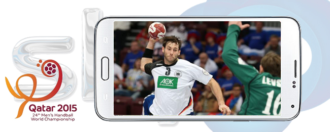 Handball WM 2015 live bei Sky und Sky Go