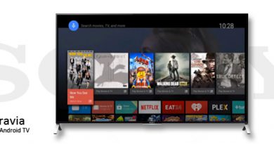 Sony Bravia mit Android TV