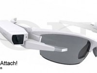 [CES 2015] Sony SmartEyeGlass Attach: Google Glass zum anklippen