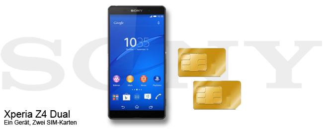 Sony Xperia Z4 Dual