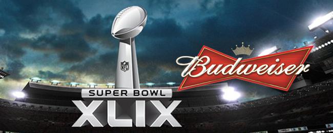 Budweiser Super Bowl XLIX