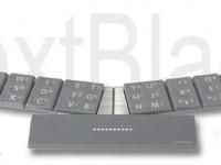 TextBlade revolutioniert die mobile Tastatur