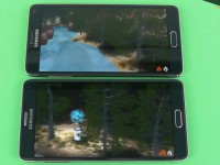 [Video] Samsung Galaxy Note 4 SM-N910 C vs. SM-N910 F AnTuTu Benchmark