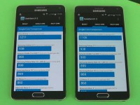 [Video] Samsung Galaxy Note 4 SM-N910 C vs. SM-N910 F im Geekbench 3 Test