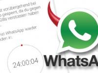 WhatsApp: Unterlassungserklärung gegen WhatsApp Plus