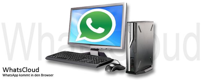 WhatsCloud für WhatsApp