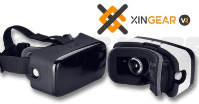 XG Virtual Reality Headset