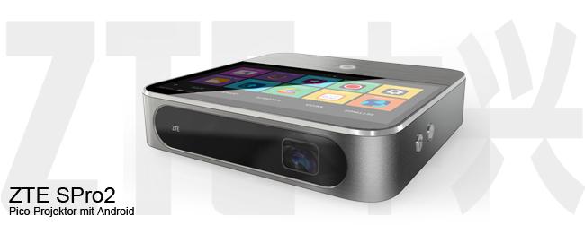 ZTE SPro2 Pico-Projektor