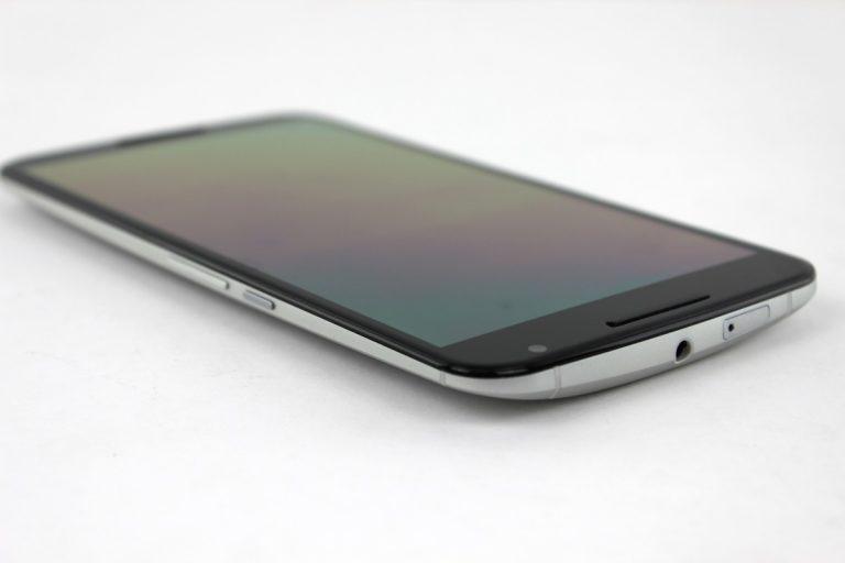 Google Nexus 6 Test