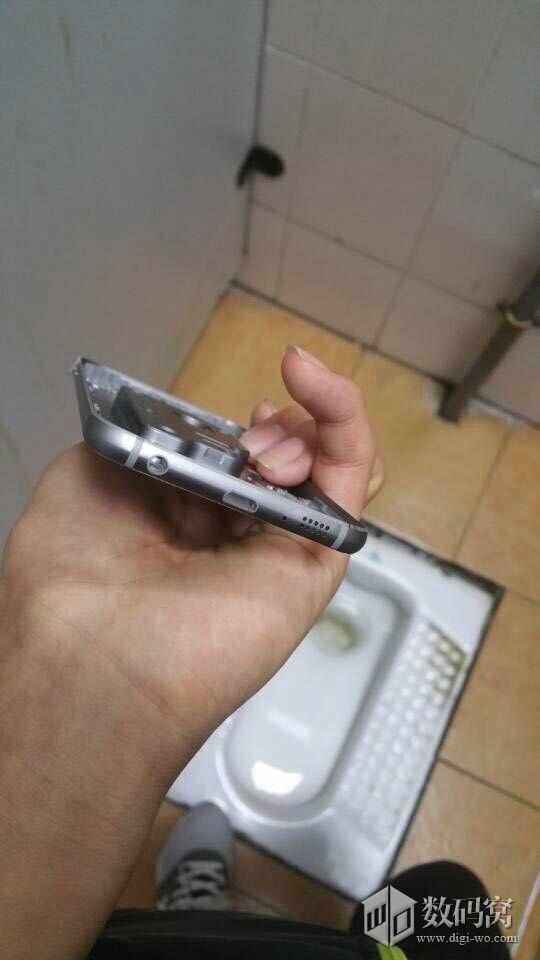 Samsung Galaxy S6 Metallgehäuse