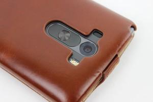 StilGut UltraSlim Leather Case für LG G3