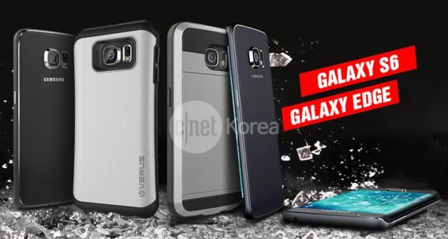 Samsung Galaxy S6 und Samsung Galaxy Edge