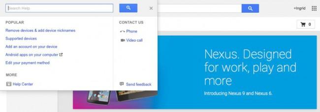 Google Play Store virtuelle Genius Bar Test