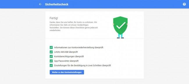 Google Drive Sicherheit