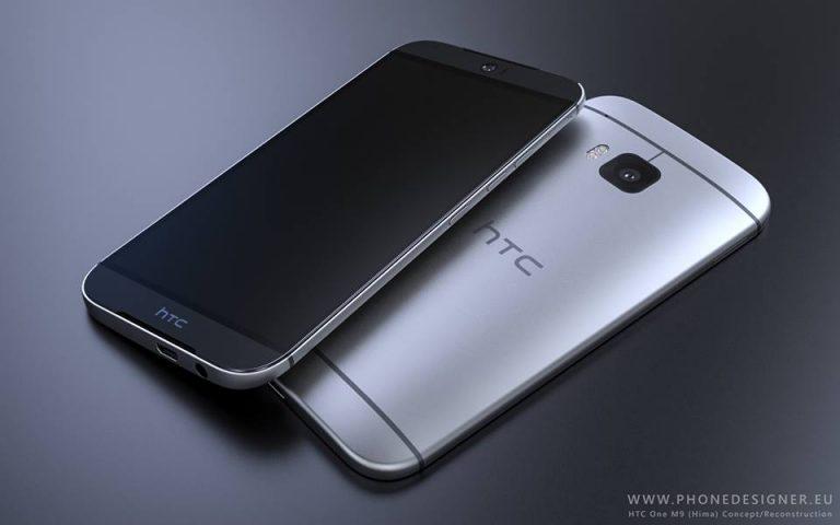 HTC One M9 Kopnzept