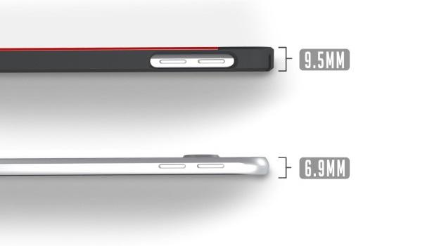 Samsung Galaxy S6 Gehäuse