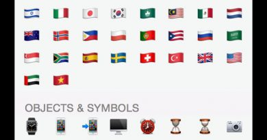 Mac OS X 10.10.3 Pre_Release Emojis