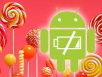 Akku-Verbrauch aktueller Top-Modelle unter Android 5.0 Lollipop