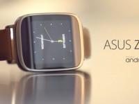 ASUS ZenWatch 2 kommt erst 2016 und das in zwei Versionen