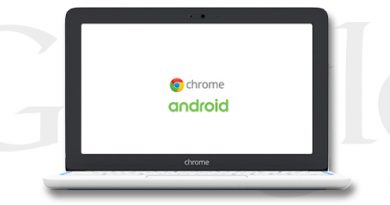 2-in-1 Chromebook mit Android