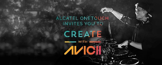 Create with Avicii