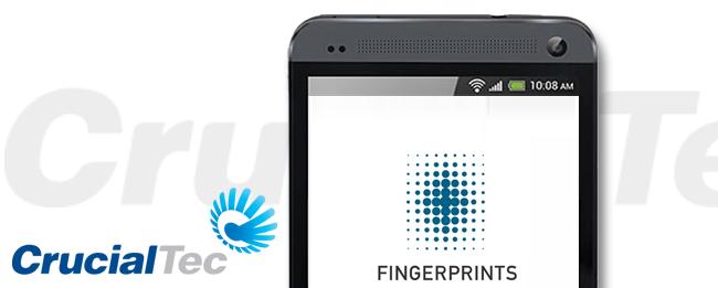 CrucialTec Fingerabdruck-Sesnor