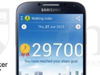 Studie: Samsung Galaxy S4 ist genauer als Fitness-Tracker