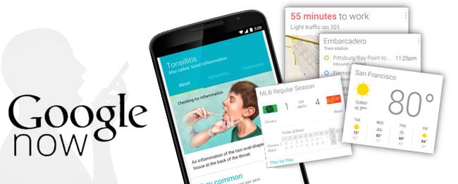 Google Now und Google Knowledge Graph mit Medizin-Daten