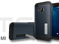 HTC One M9: Spigen verrät das mögliche Design