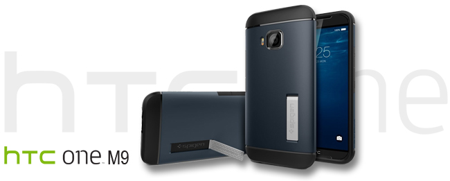 HTC One M9 Spigen Case