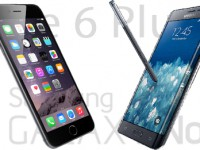 Phablet-Vergleich: iPhone 6 Plus vs. Samsung Galaxy Note Edge