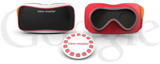 Mattel View-Master VR-Brille