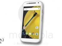 Motorola Moto E (2nd Gen.): Mit LTE und Frontkamera