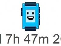 Läuft der Countdown für ein Pebble Smartphone?