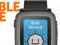 Pebble Time: Die neue E-Paper Smartwatch